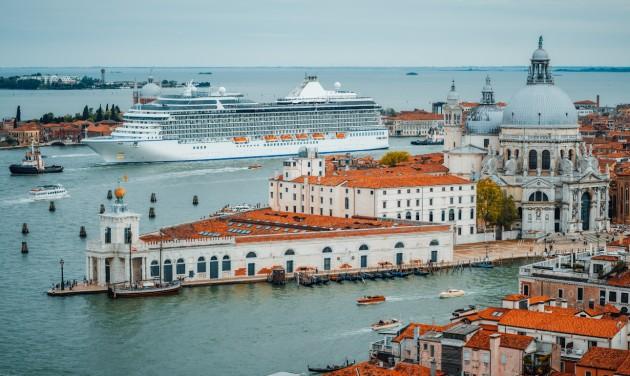 Kitiltották az óceánjárókat Velence központjából