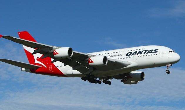 Nonstop légi járat Ausztráliából