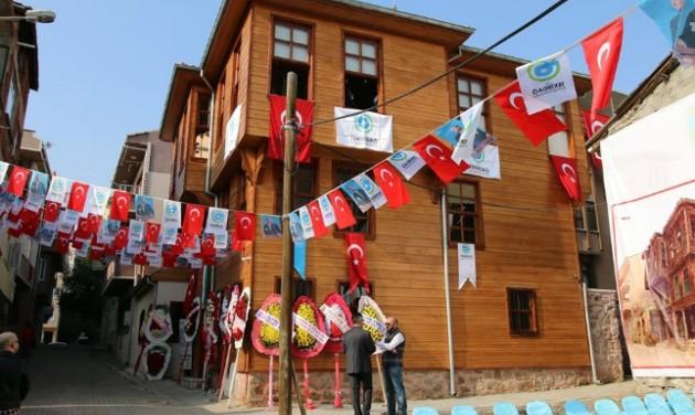 Megnyílt a Török-Magyar Kultúra Háza Rodostóban