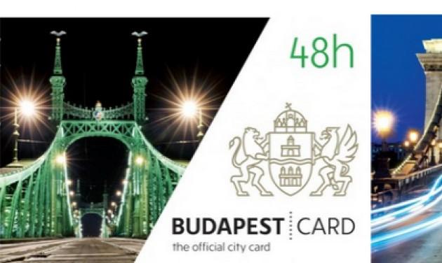Kutatás készült a Budapest Card vásárlóiról