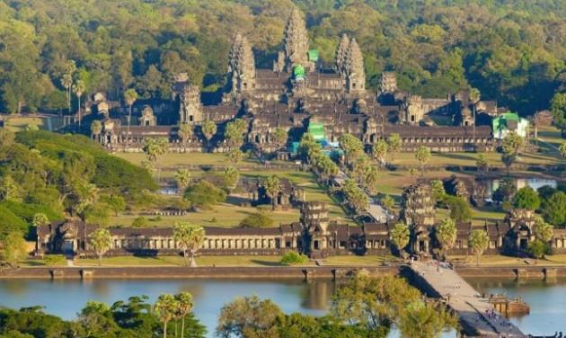 Új repülőtér Kambodzsának