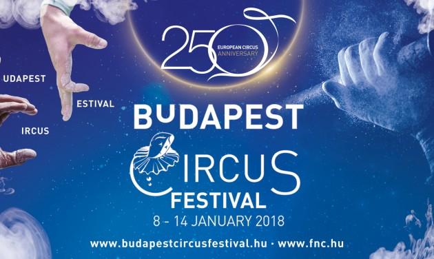 XII. Budapest Nemzetközi Cirkuszfesztivál