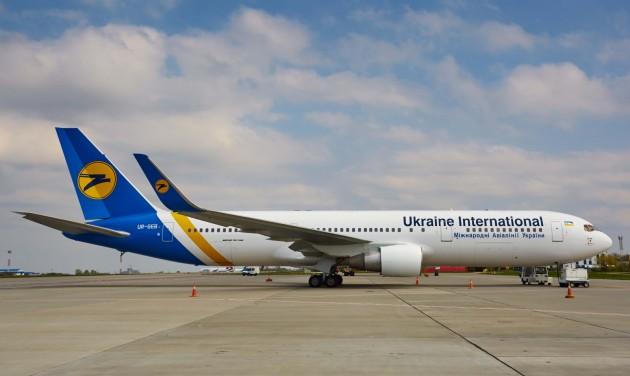 Kiváló lehetőségeket nyit meg az Ukraine International Airlines