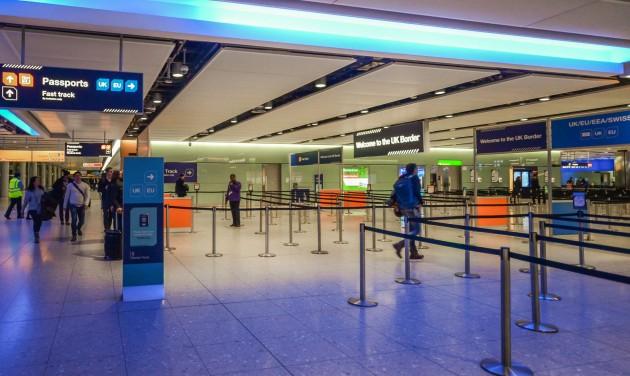 Októbertől változhatnak a brit beutazási szabályok