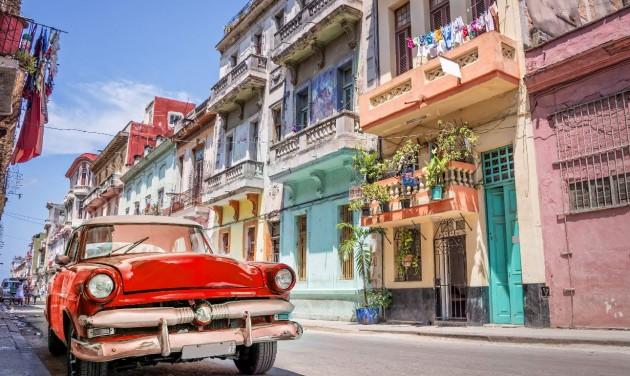 Kuba november közepétől enyhíti a beutazási feltételeket