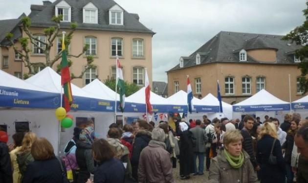 Sikeres magyar részvétel Luxemburgban