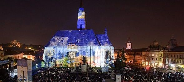 700 éves Kolozsvár