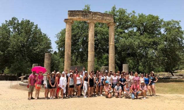 IBUSZ-tanulmányút a görög kultúra bölcsőjében