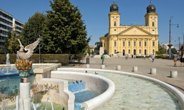 Húszéves a Debreceni Őszi Fesztivál
