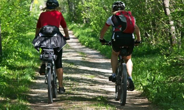 Új szakaszokkal bővült Vas megye kerékpárút-hálózata