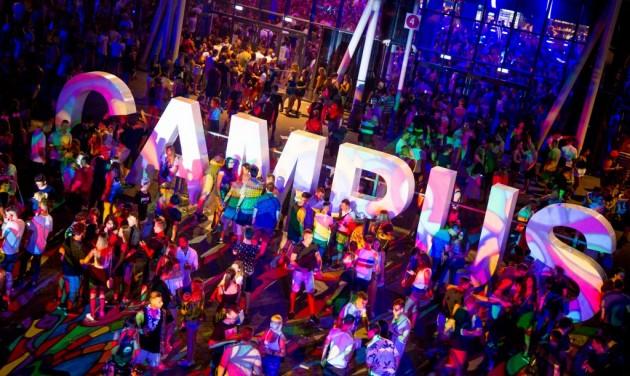 Félezer program a debreceni Campus Fesztiválon