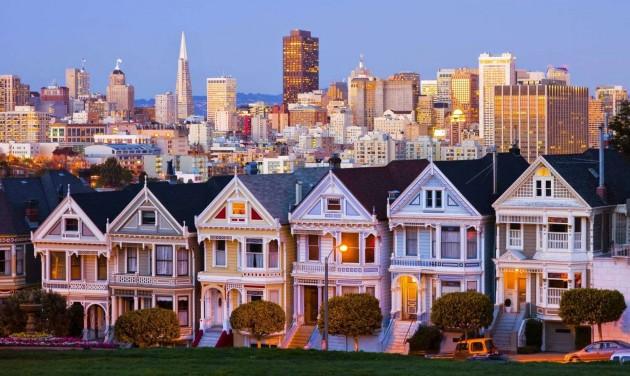 San Fransisco dübörög