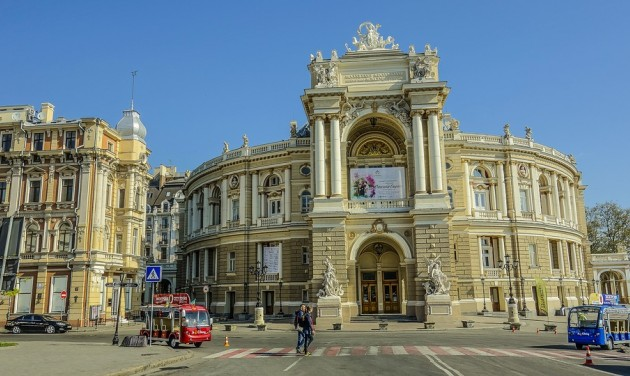Újra Budapest–Odessza, most a Ryanairrel