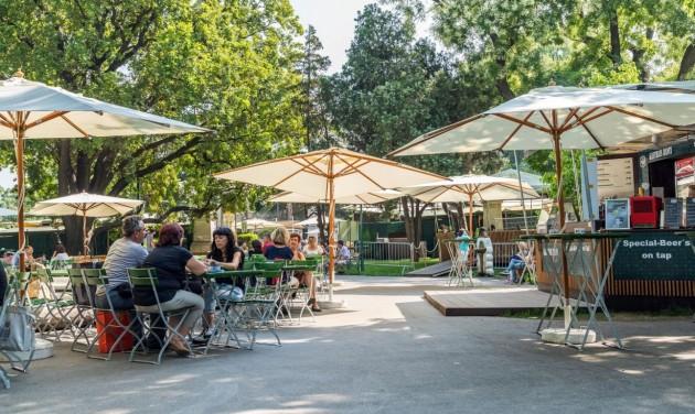 Bécsben a belvárosi éttermek szenvednek leginkább