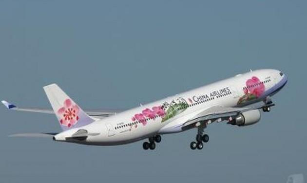 Újgenerációs A350 a China Airlines-nál