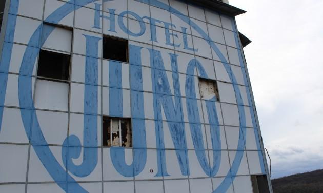 Környezetbarát szálloda lenne a miskolci Junóból