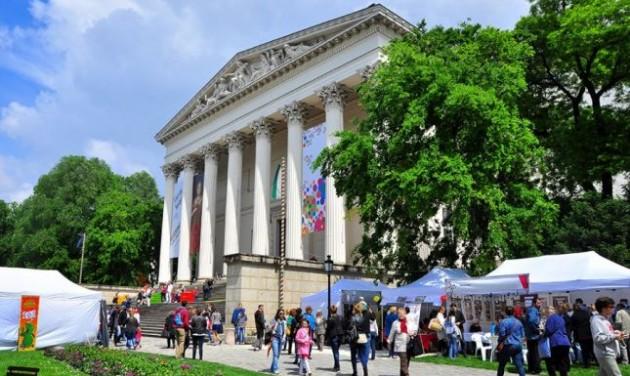 Múzeumok Majálisa Budapesten