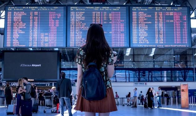 Nőtt a charleroi-i reptér forgalma