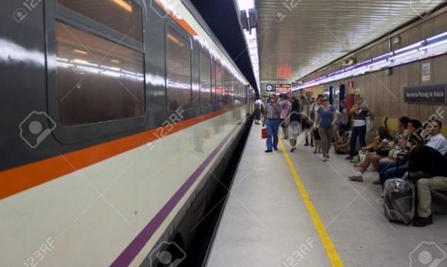 Energiatakarékos metróállomás Barcelonában