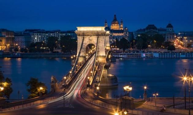 Így látják Budapestet