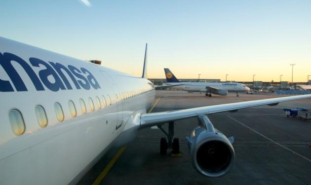 Szinte teljesen leáll a Lufthansa