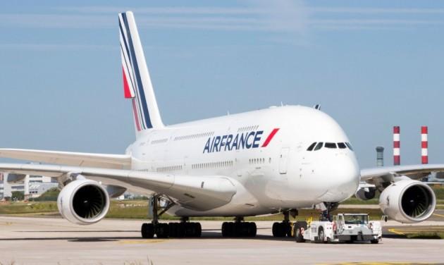 Az Air France 100%-ban semlegesíti francia járatainak széndioxid-kibocsátását