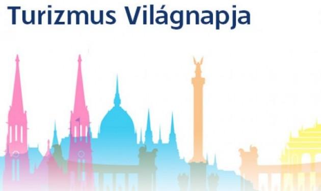 Már lehet regisztrálni a Turizmus Világnapi programokra