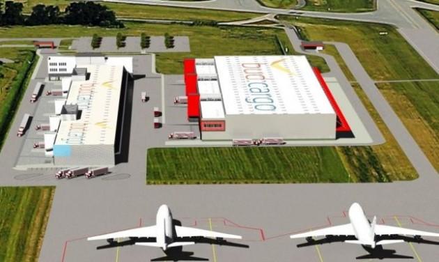 Budapest Airport: elindult a Cargo City projekt