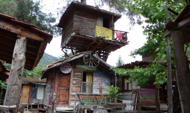 Luxus és hippi életérzés Antalyában