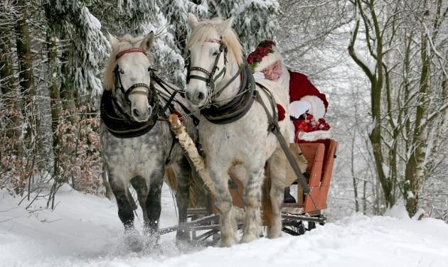 Megnyílt a Selfridges karácsonyi vására