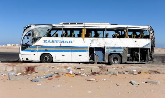 Hurghadai buszbaleset: életjáradékot ítélt meg a bíróság