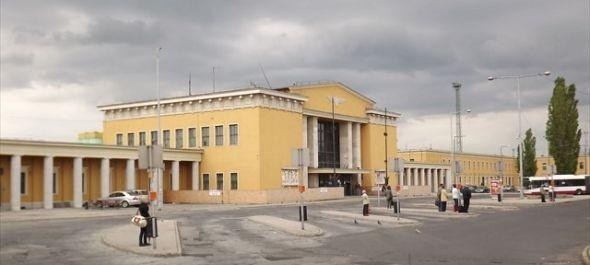 Mintegy negyvenmilliárd forintból újul meg a székesfehérvári vasútállomás