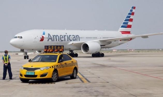 Megszenvednek Kínáért az amerikai légitársaságok