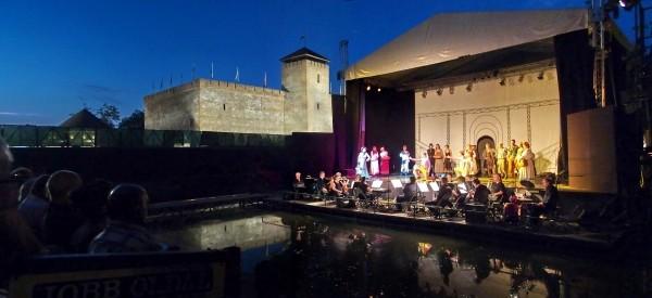 Három új bemutató és öt fesztivál a Gyulai Várszínházban