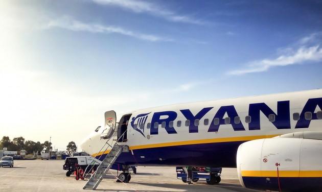 Beperelték a Ryanairt
