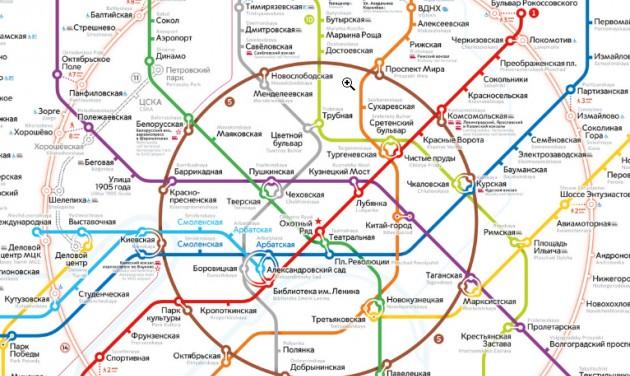 Moszkva új metróvonalat kapott