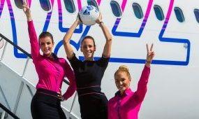 A Wizz Air-pilóták is bemondják a meccseredményeket