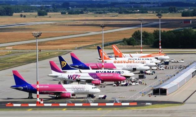 Megint megdőlt egy rekord a budapesti repülőtéren