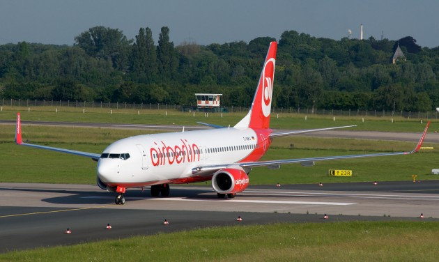 Támadja a Lufthansát az Air Berlin miatt a Ryanair