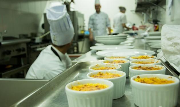 """""""Jeunes Chefs Rôtisseurs"""" Magyarországi Szakácsverseny"""