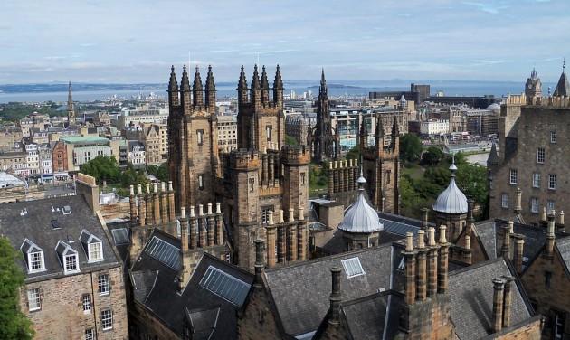 Edinburgh és Budapest között indít járatot a Wizz Air