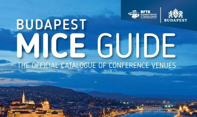 Budapest MICE Guide az IMEX-en