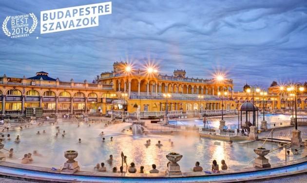 Legyen Budapest a legjobb európai úti cél!