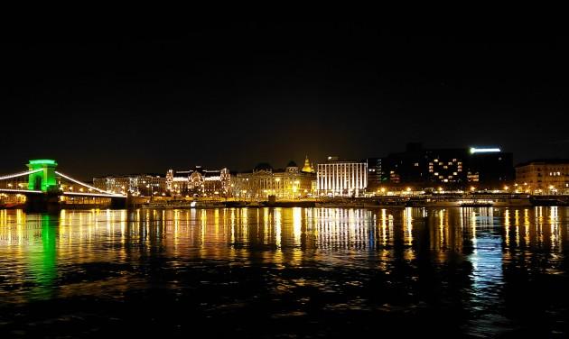 Szívvel üzennek a budapesti szállodák