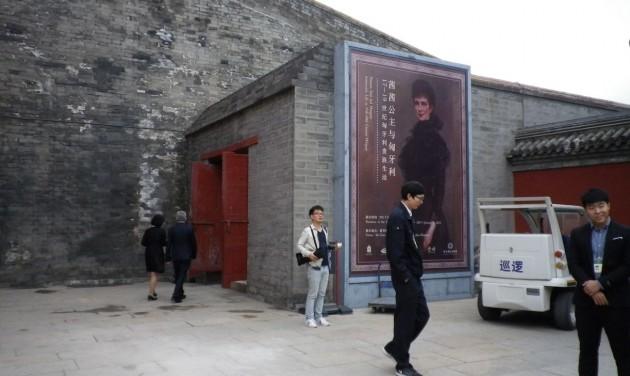 Sikeres a Sissi-kiállítás Kínában