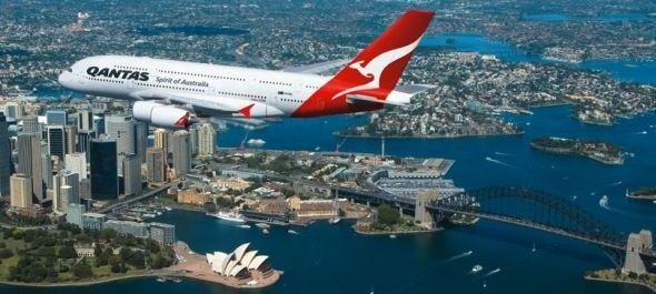 Vezérképviseletet nevezett ki a Qantas Magyarországra