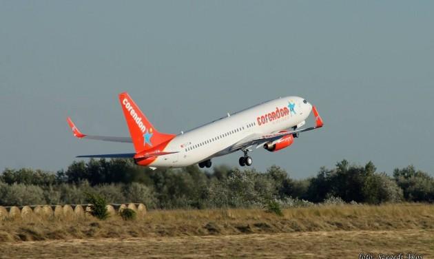 Antalyával indult a charterszezon a Debrecen Airporton