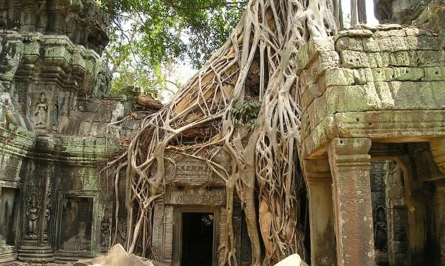 Egyre több a turista Kambodzsában