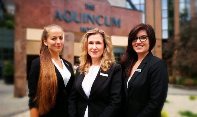 Új tagokkal erősít az Aquincum Hotel sales csapata