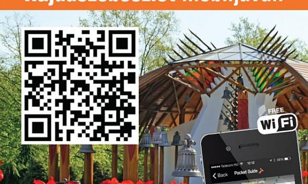 Mobilos túraútvonalak és ingyen wifi Hajdúszoboszlón